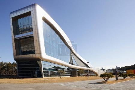 Gangneung Green City Experience Center