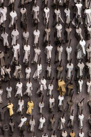 background blank keys