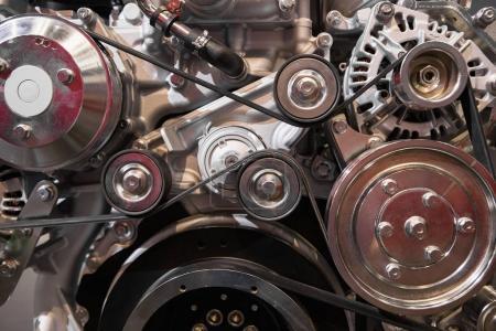 Modern diesel engine