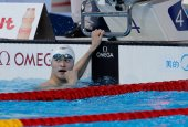 swimmer Yang Sun on Barcelona 2013 FINA World Championship