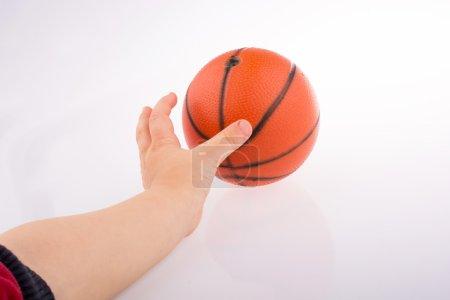 Orange Basketball Model