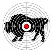 Target shoot range sports equipment
