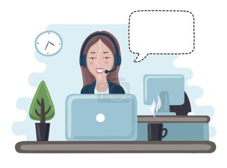 Customers design over white background, vector illustration.