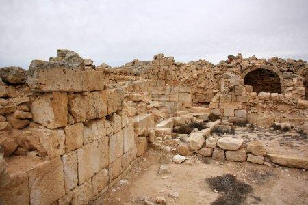Avdat - the city of Nabateev