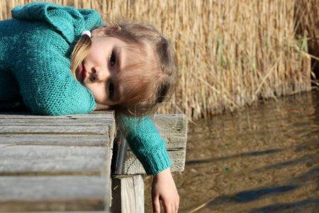 Concepto de infancia feliz