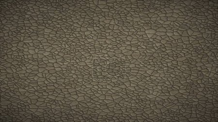 Photo for Dark material grain texture - Royalty Free Image