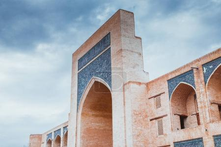 Nadir Divan-Begi Madrasah Mosque in Bukhara, Uzbekistan
