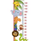 zoo animal height measure