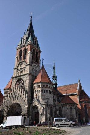 Church of St Stanislaus in Chortkiv_4