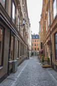 Old Town of Stockholm Sweden