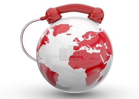 International Call - 3D