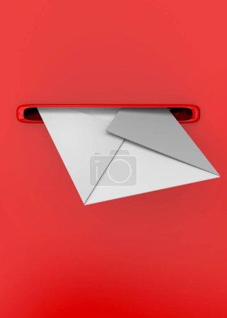 The Mailbox - 3D