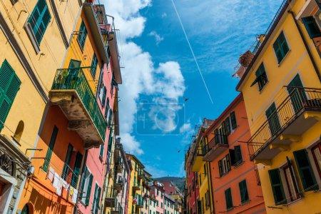 destination de voyage célèbre point de repère Riomaggiore