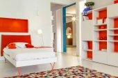 """Постер, картина, фотообои """"Современная красивая квартира в новый роскошный интерьер дома"""""""