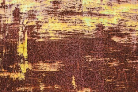 olorful rusty metal background