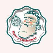 Santa Claus v rámu