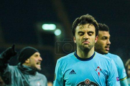 Footballer Giuseppe Rossi