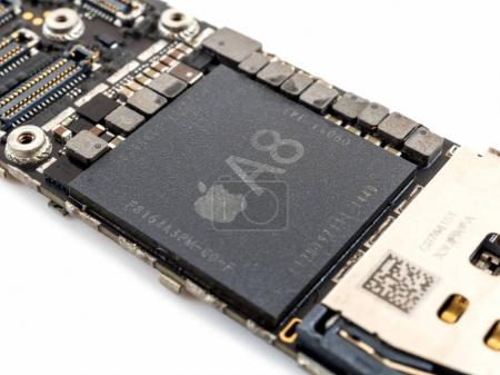 Apple iPhone 6 CPU IC chip