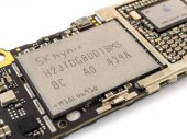 Apple iPhone 6 NAND flash IC chip