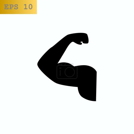 Biceps muscle icon