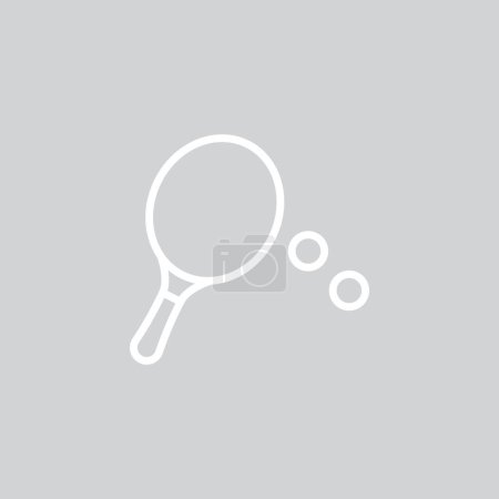 table tennis web icon