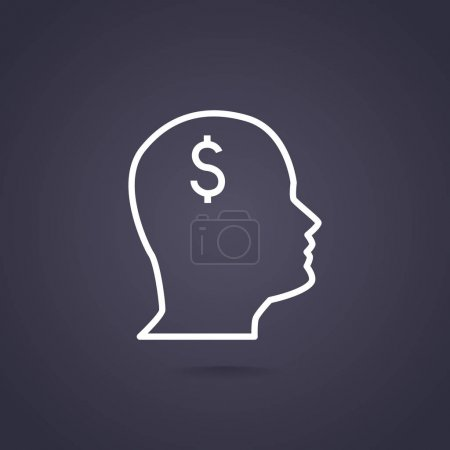financial web icon
