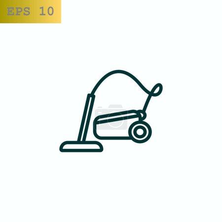 vacuum cleaner web icon