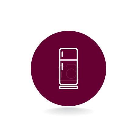 Refrigerator web icon