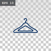 hanger flat icon