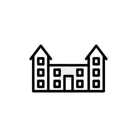 icono simple escuela