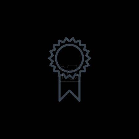 award simple icon