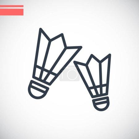 badminton icon Shuttlecocks