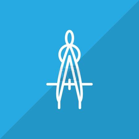 architecture dividers icon