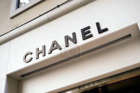 Chanel store Chanel in Venice