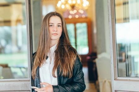 pretty teen girl