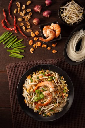 Pad thai, Thai fried noodles