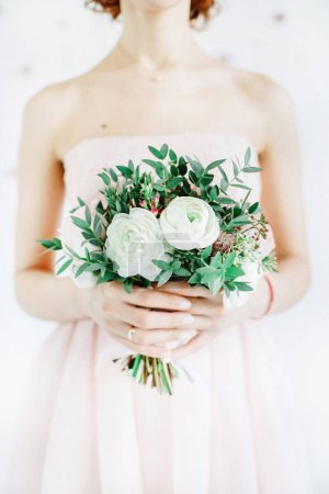 Beauty wedding bouquet