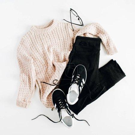 Fashion winter women clothes