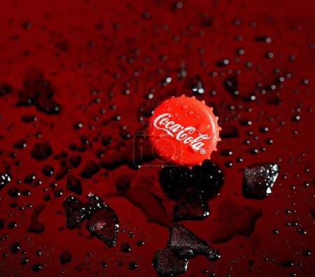 Coca-cola bottle's cap