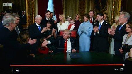 President Trump Signs Orders