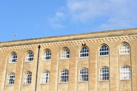 Victorian Era Industrial Building