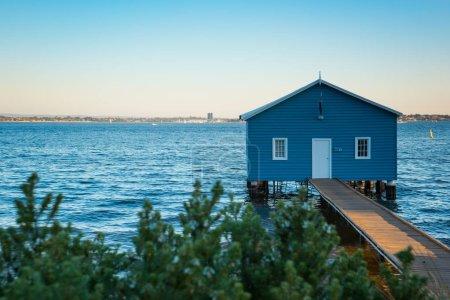 Matilda Bay boathouse