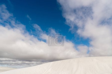 Lancelin Sand Dunes in Western Australia