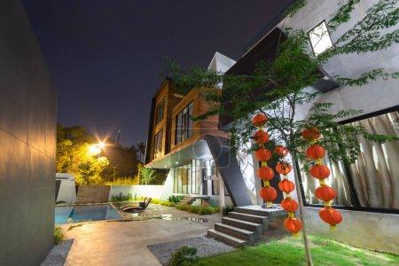 Exterior of Villa L1638  in Port Dickson