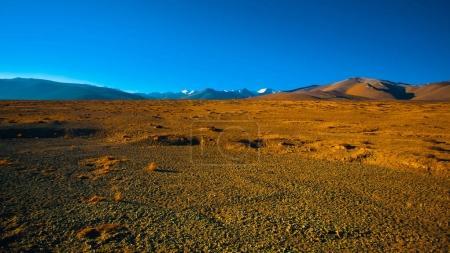 Beautiful scenery in Tibet