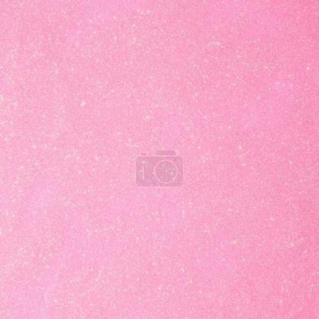 Photo pour Abstraite beau rose brillante texture, plat poser - image libre de droit