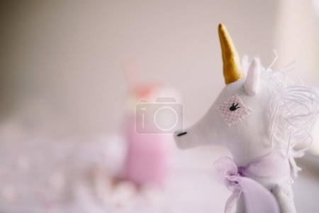 handmade Toy unicorn