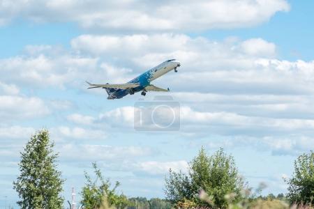 Polish Airlines Canadair CRJ-900 airplane