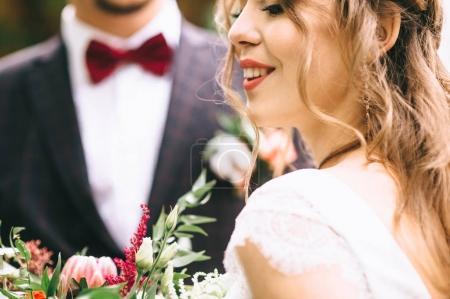 beautidul wedding couple