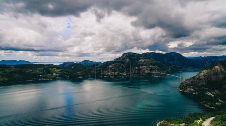 Norway  aerial view